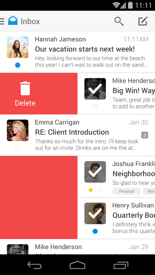 Boxer Android APP Review 5