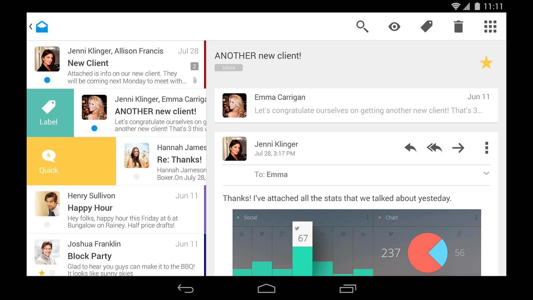 Boxer Android APP Review 9