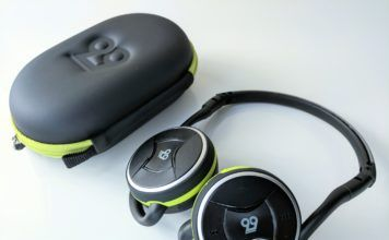 BTS Pro Wireless Headphones and Case