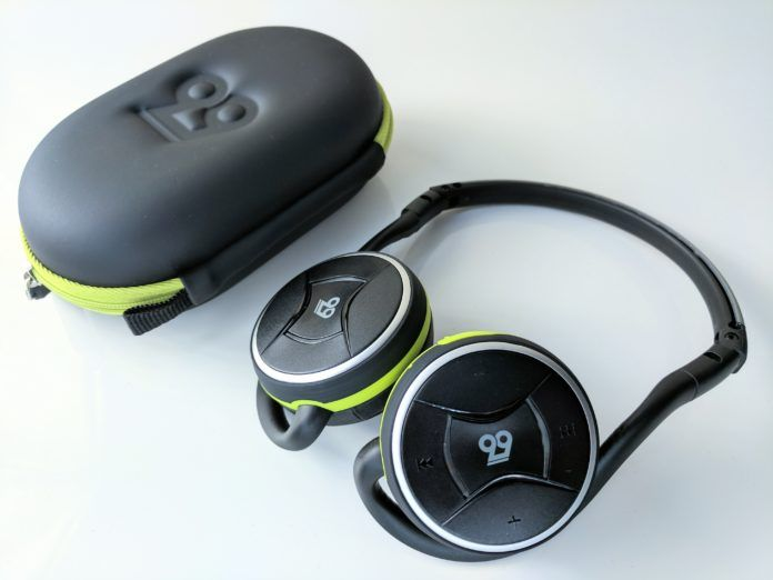BTS Pro Wireless Headphones and Case