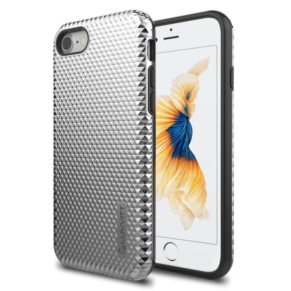 LUVVITT Brilliant Armor iPhone 7 Case - Shiny and Stylish.