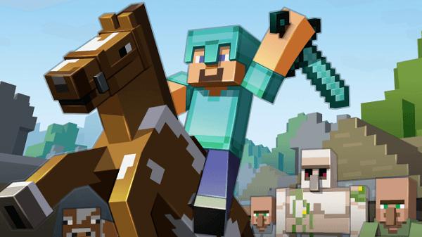Minecraft header 2