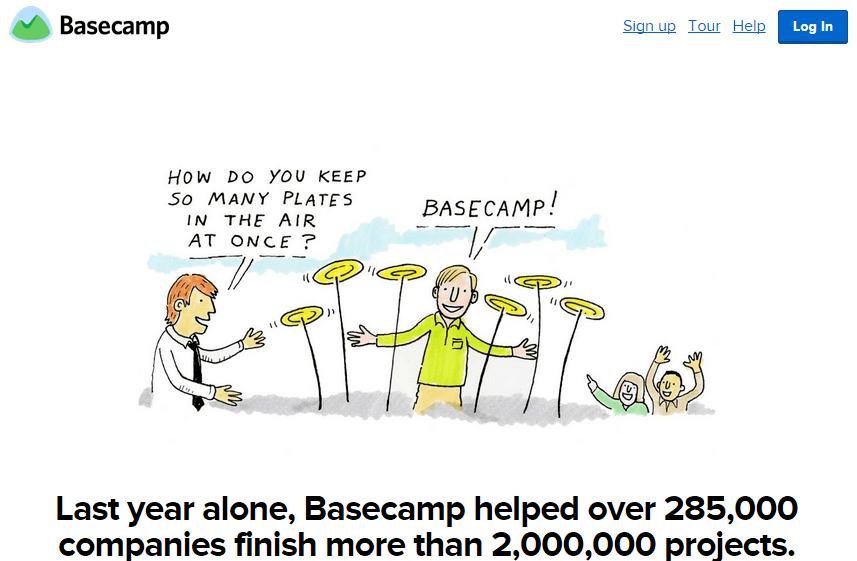 Project Management - BaseCamp