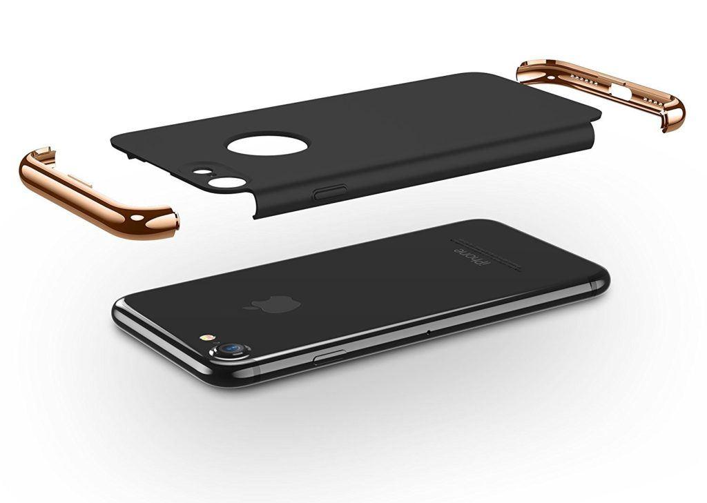 3 part iphone 7 case