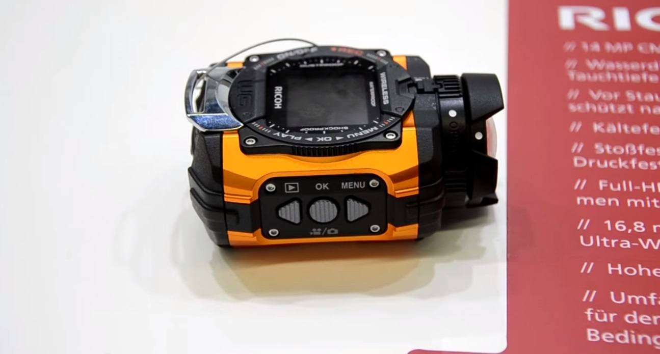 Ricoh WG-M1 Adventure Camera