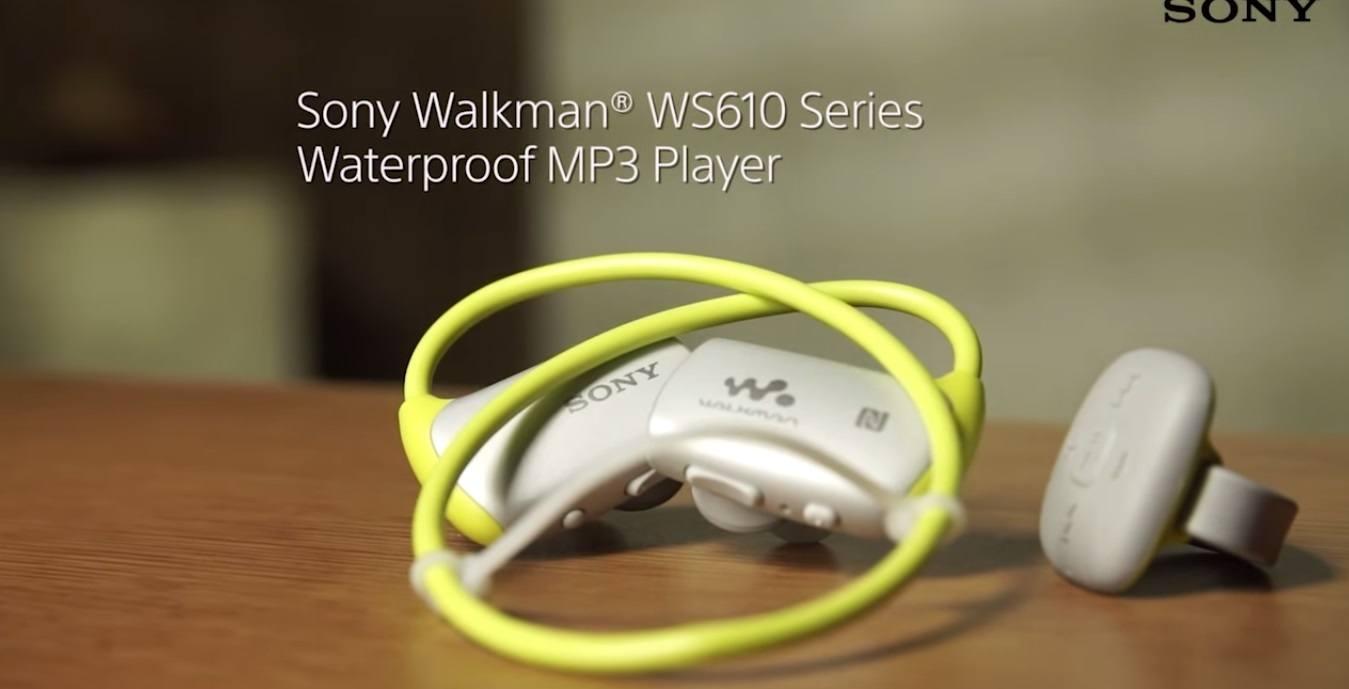 Sony NWZ - WS610