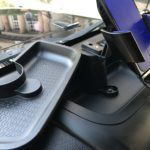 Tylt Wireless Car Charger - Jeep Hide Wire Underneath Idea