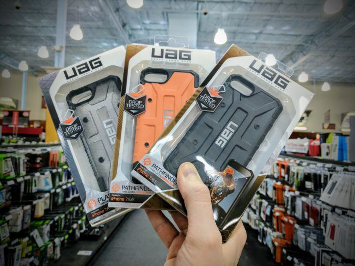 UAG iPhone 7 Case Review