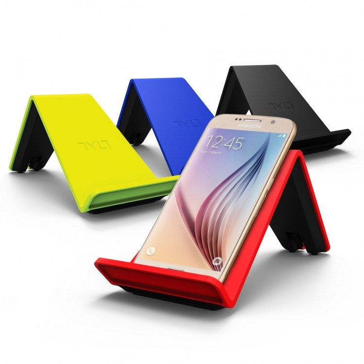 Tylt Vu Wireless Charger Colors - Black, Blue, Green and Red